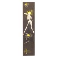 Naked Stuntstep Griptape - Dancing Skeleton