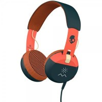 Skullcandy Grind w. Tap Tech - Scout Camo/Brown/Gold